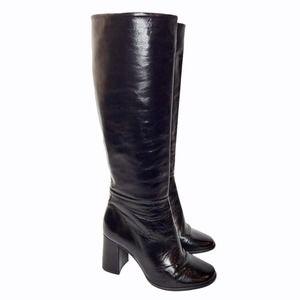 Zara Collection Tall High Heel Boots 6013/201/040